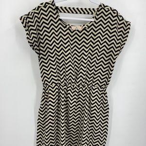 Pink Republic Short Sleeve Dress XL